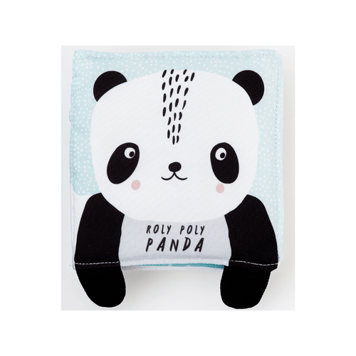 Baby's First Soft Book: Roly Poly Panda - Project Nursery