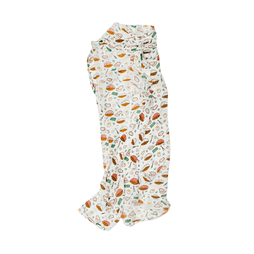 Ramen Bamboo Swaddle Blanket - Project Nursery