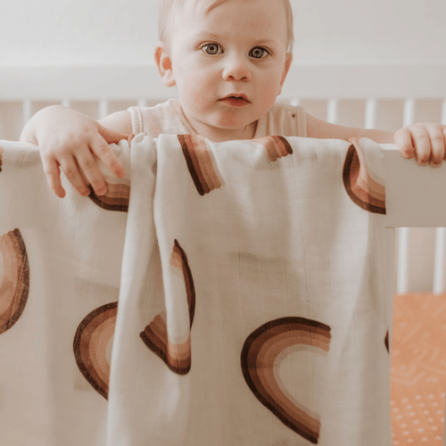 Unite Muslin Swaddle Blanket - Project Nursery