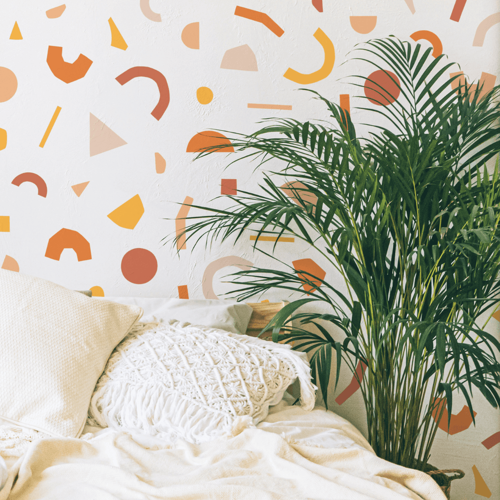 Terrazzo Wall Decals - Project Nursery
