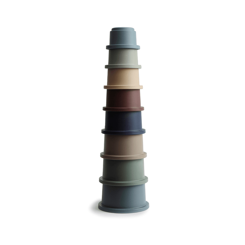 Stacking Cup Toys - Forest - Project Nursery