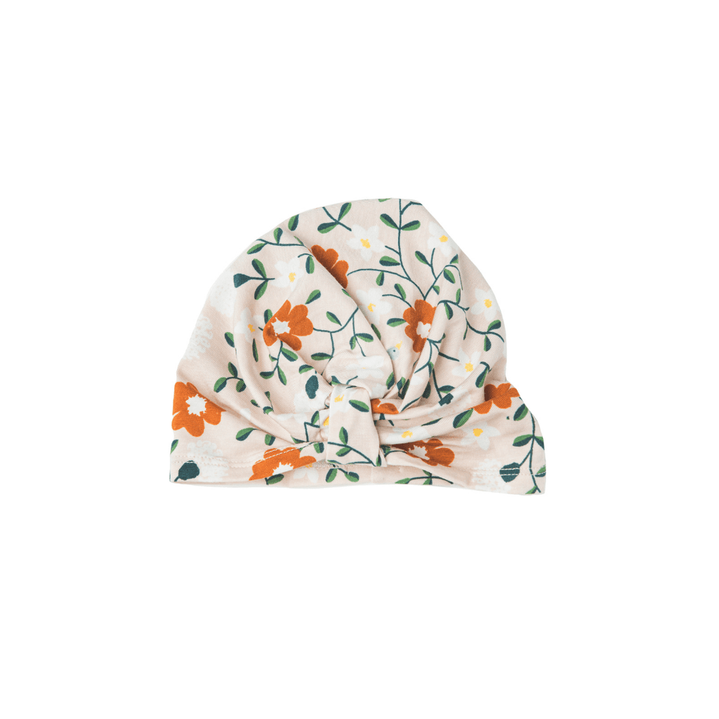 Flower Vine Twist Front Hat - Project Nursery