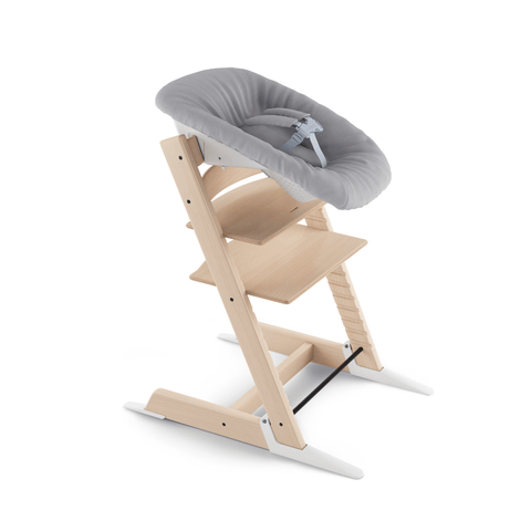 Tripp Trapp® High Chair Complete - Natural/Timeless Grey