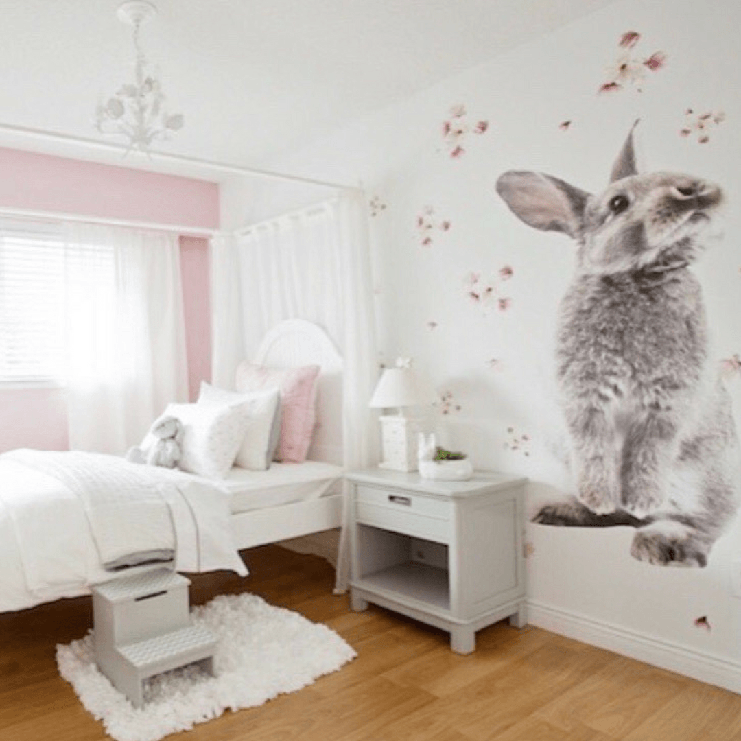 Bunny Decal Set - Project Nursery