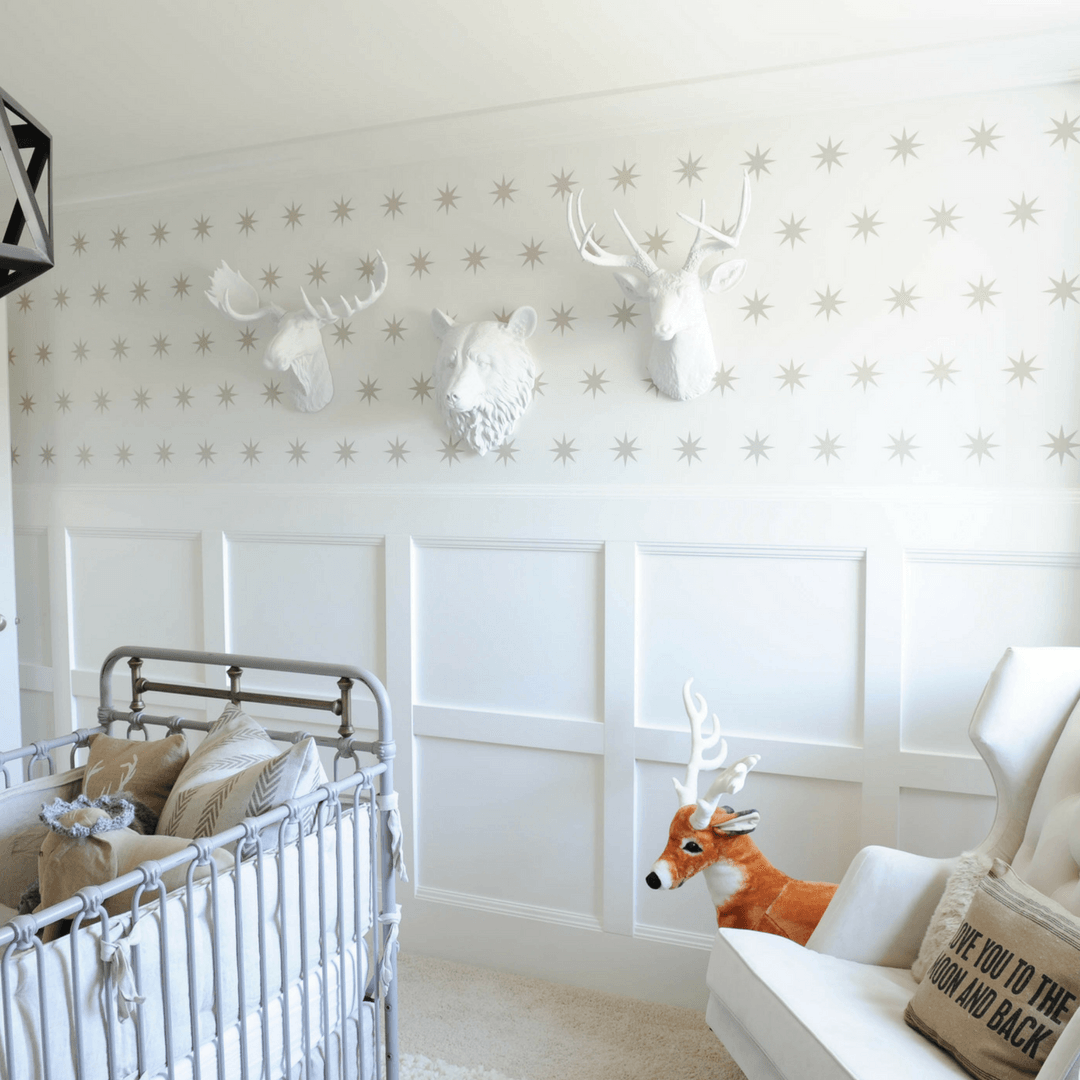Seeing Stars Wall Decals - Multiple Colors - Project Nursery