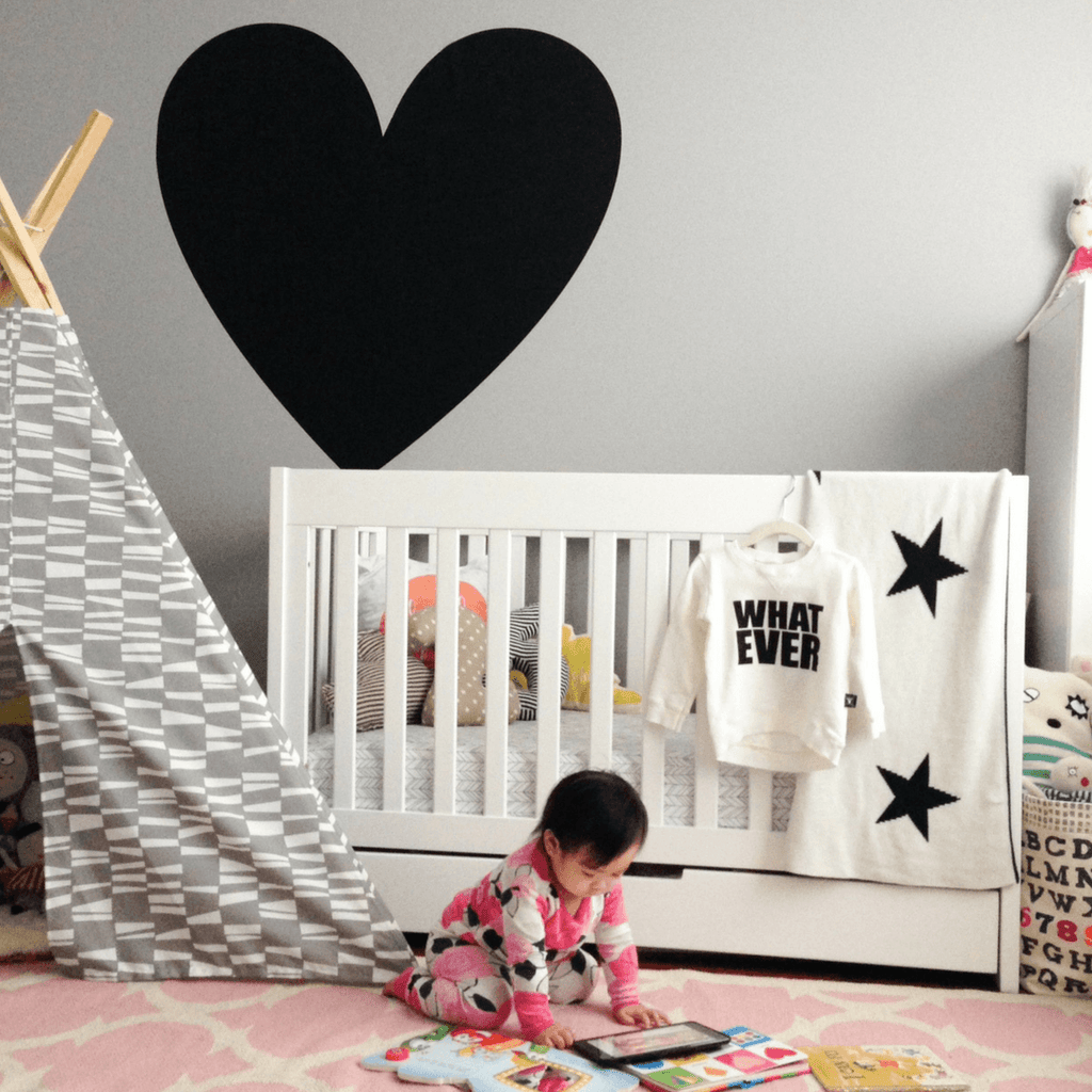 I Heart You Wall Decal - Multiple Colors - Project Nursery