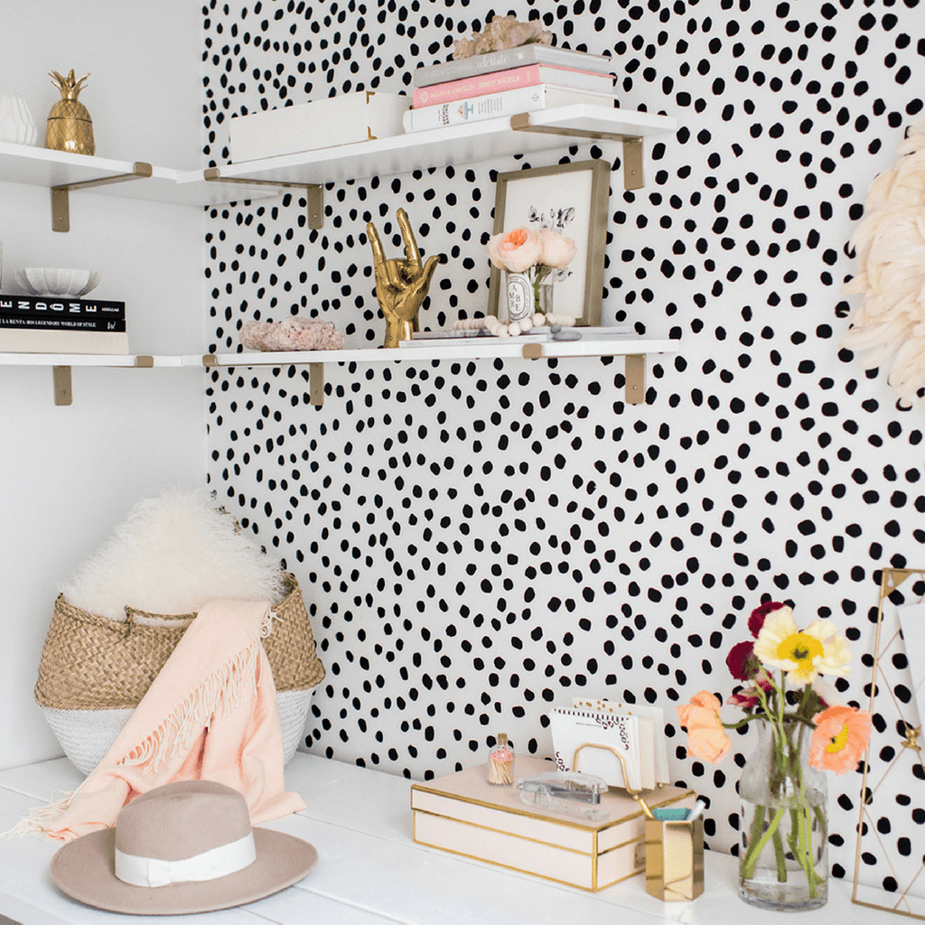 Irregular Dots Wall Decals - Multiple Colors - Project Nursery