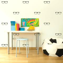 Glasses Wall Decals - Multiple Colors - Project Nursery