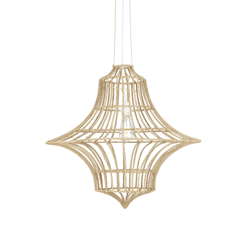 Redondo Wall Pendant in White