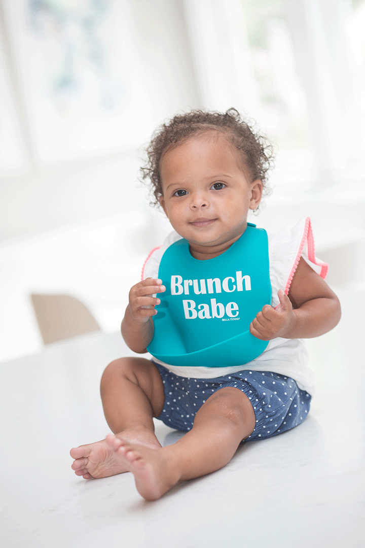 Brunch Babe Wonder Bib - Project Nursery
