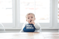 Pants Smants Wonder Bib - Project Nursery