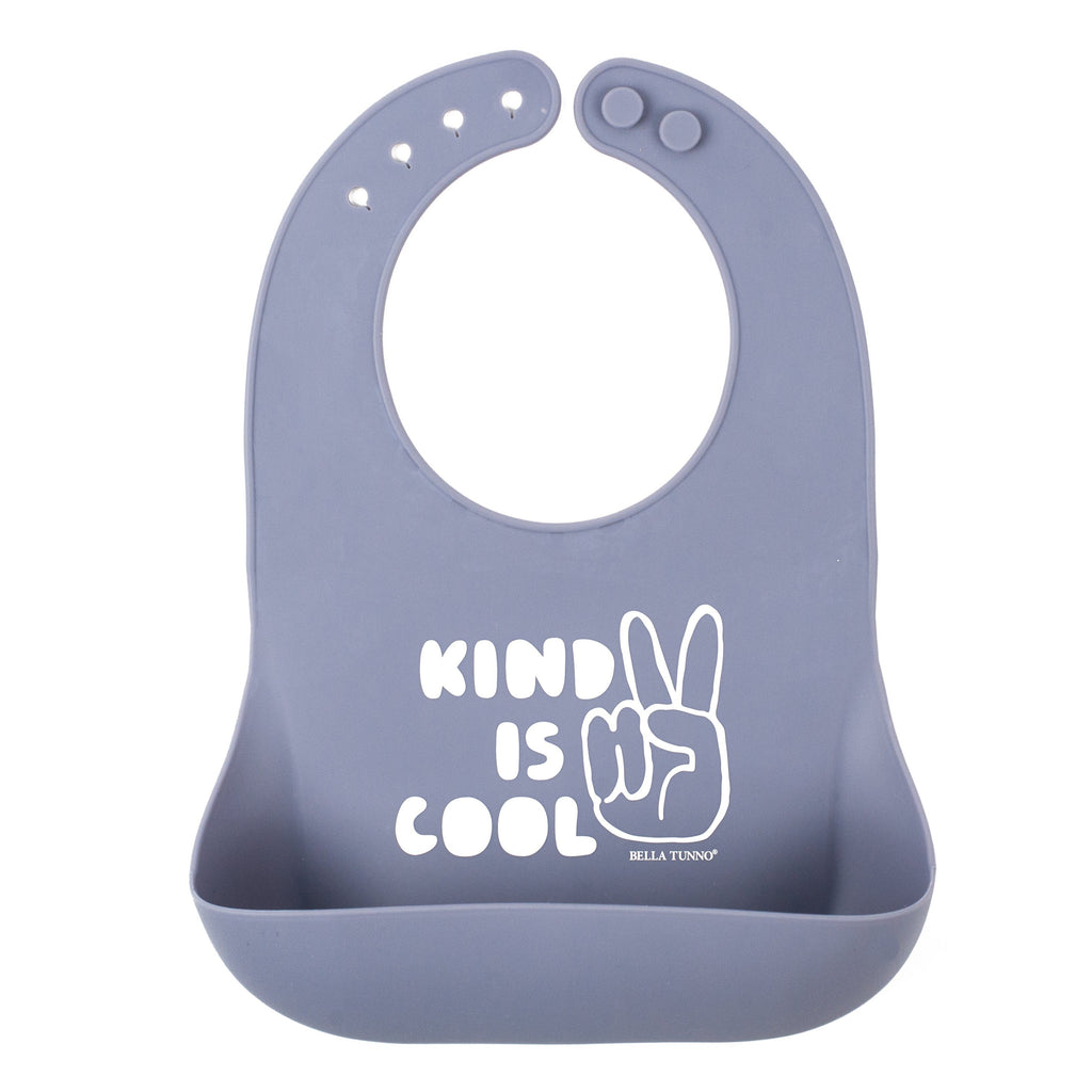 Kind is Cool Wonder Bib - Project Nursery