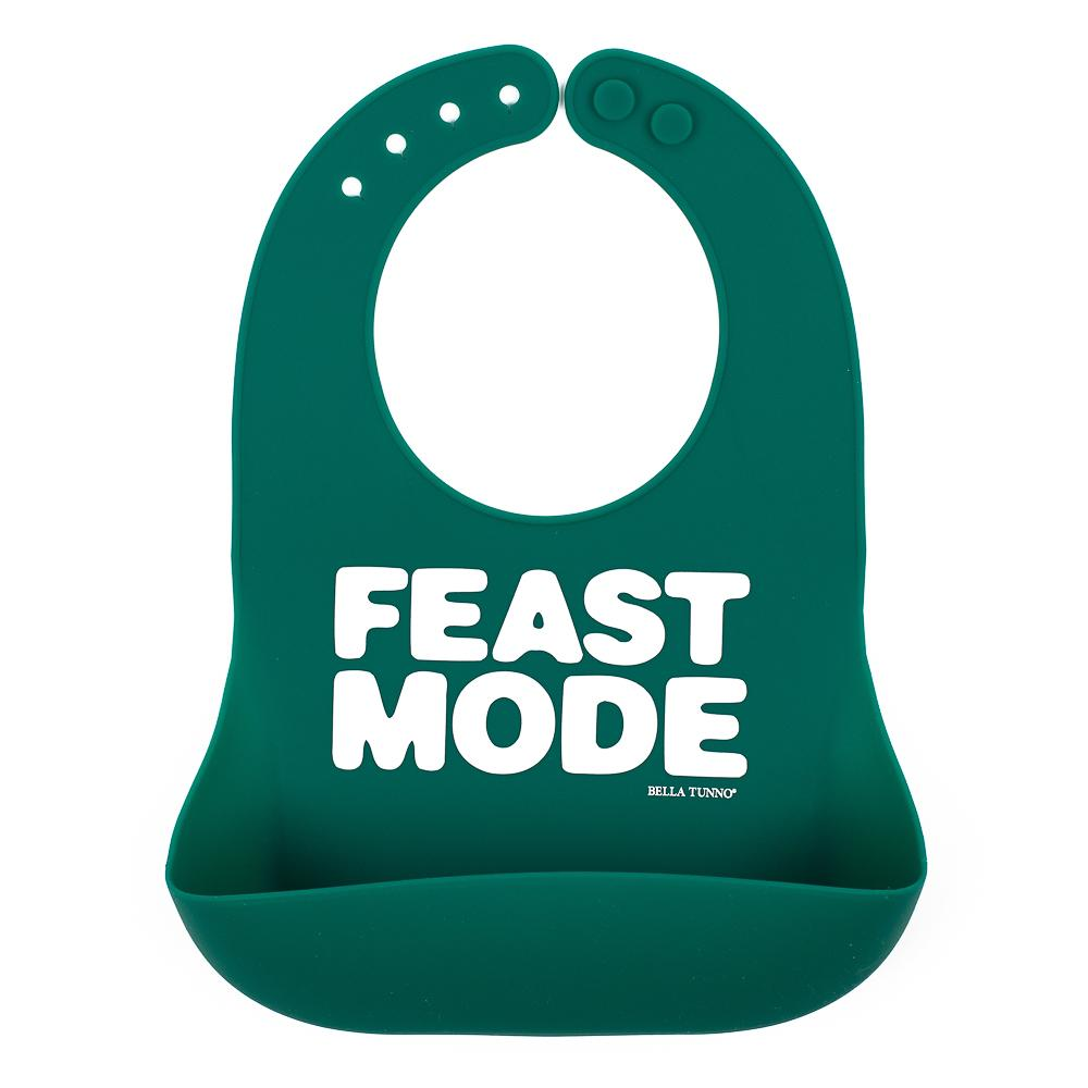 Feast Mode Wonder Bib - Project Nursery