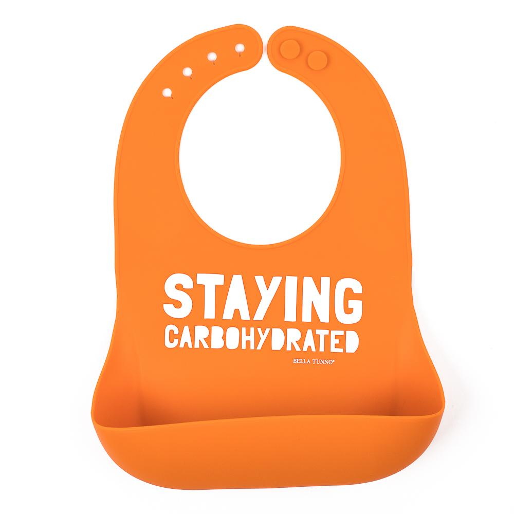 Carbohydrated Wonder Bib - Project Nursery