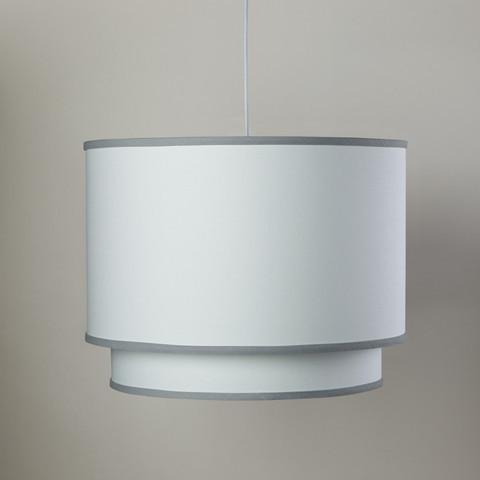 Birdie Accent Lamp in White