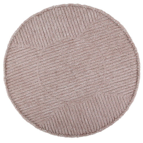Rose Tea Woolable Rug - Project Nursery