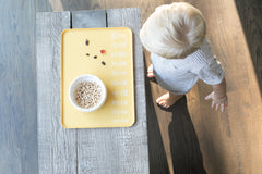 Number Wonder Tray - Project Nursery