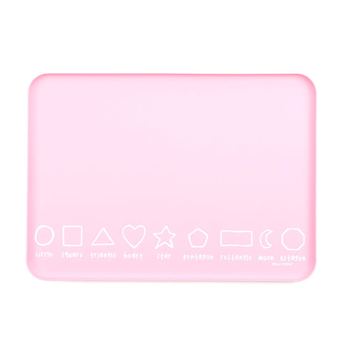 Leaf Play Pad - Rose