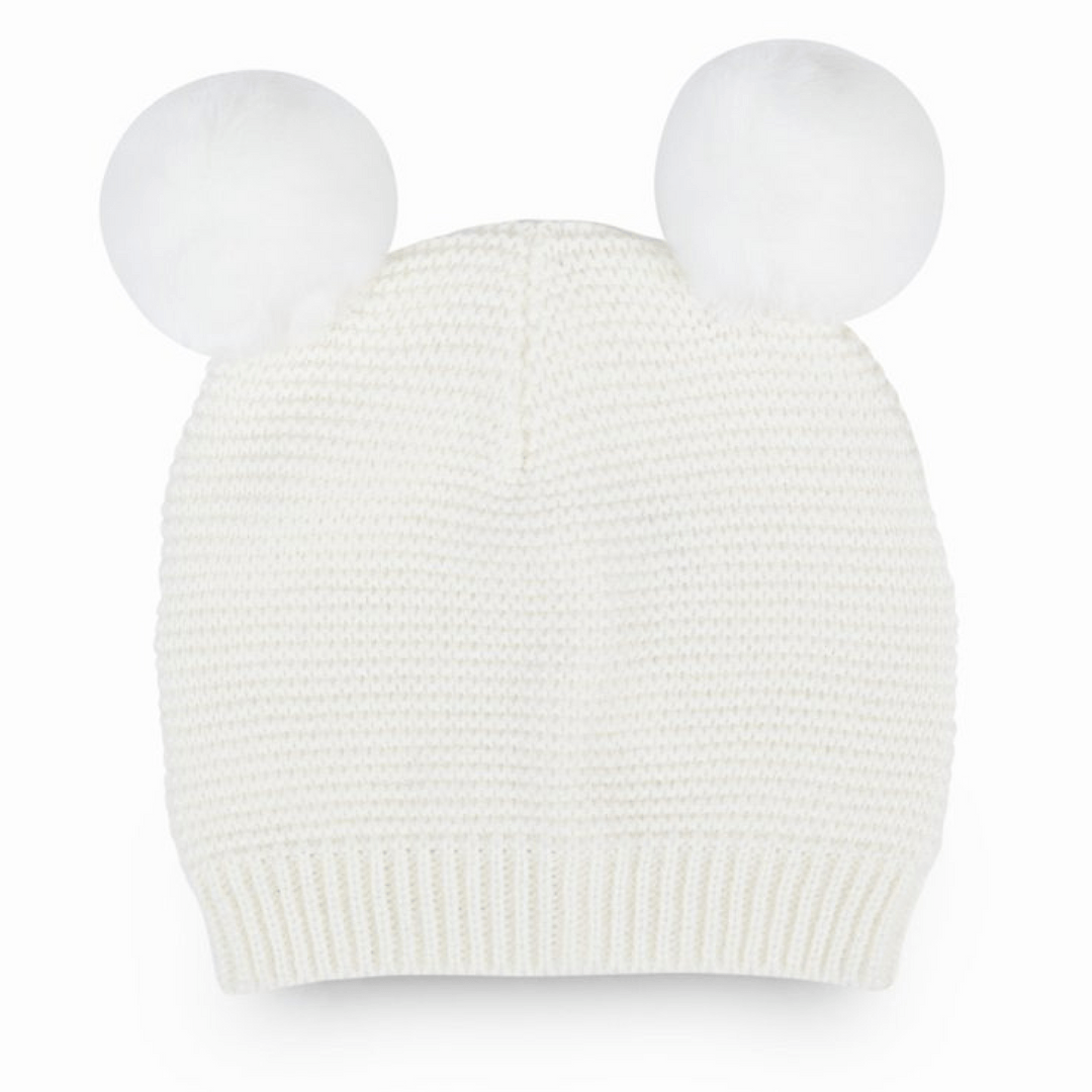 Pom Pom Beanie - Project Nursery