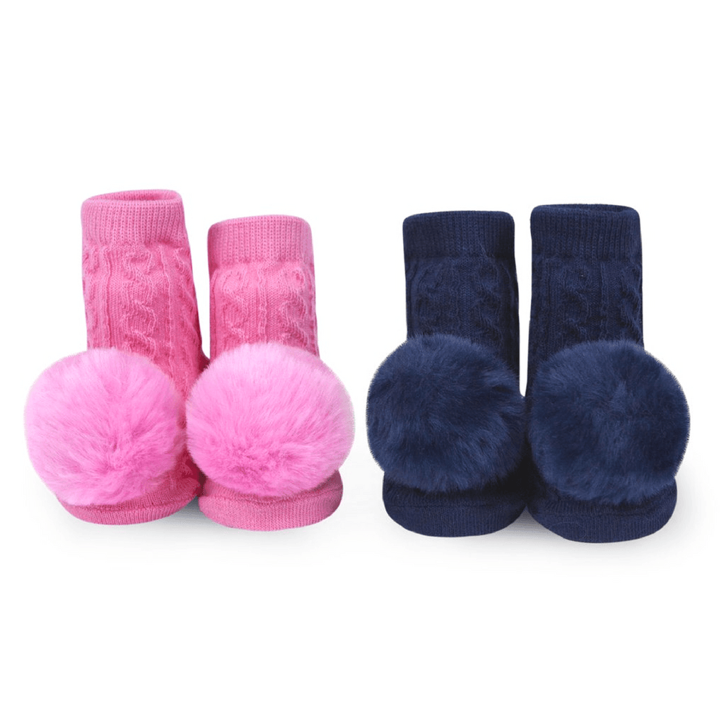 Pom Pom Socks - Project Nursery