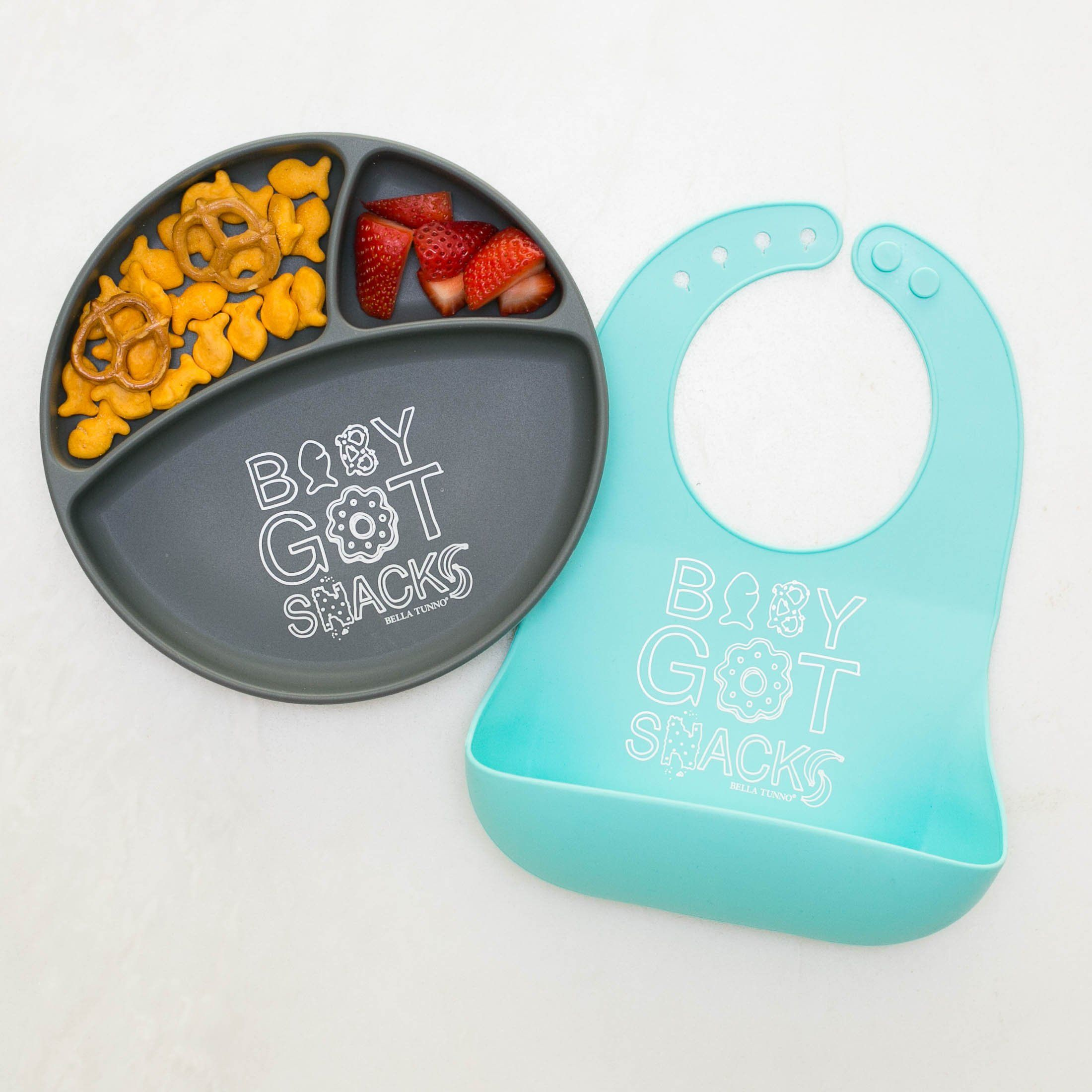 Wonder Plate - Baby Got Snacks - Project Nursery