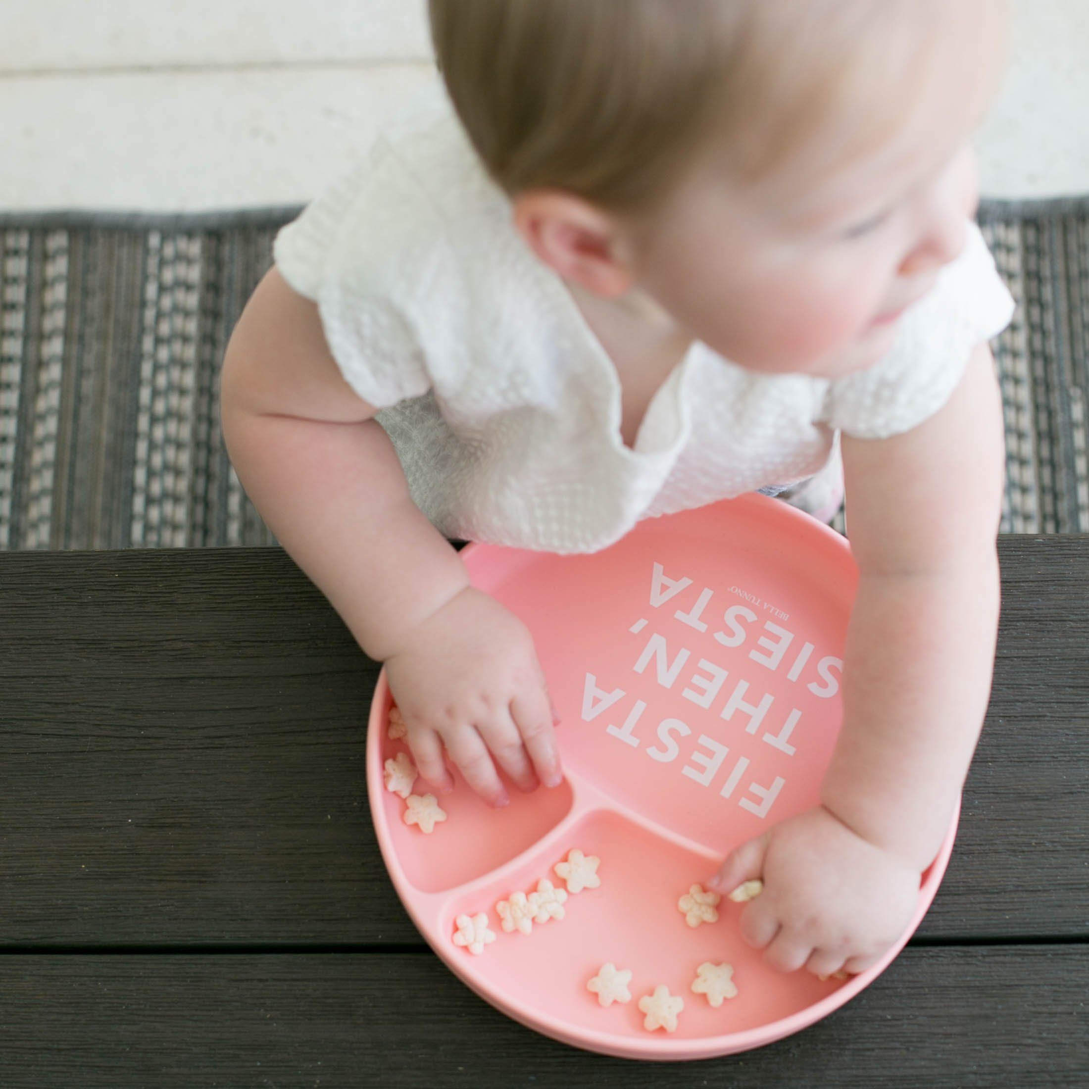 Wonder Plate - Fiesta, Then Siesta - Project Nursery