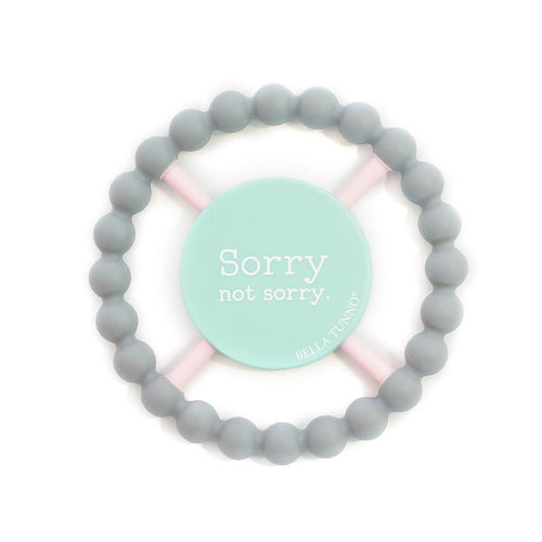 Happy Teether - Sorry, Not Sorry - Project Nursery