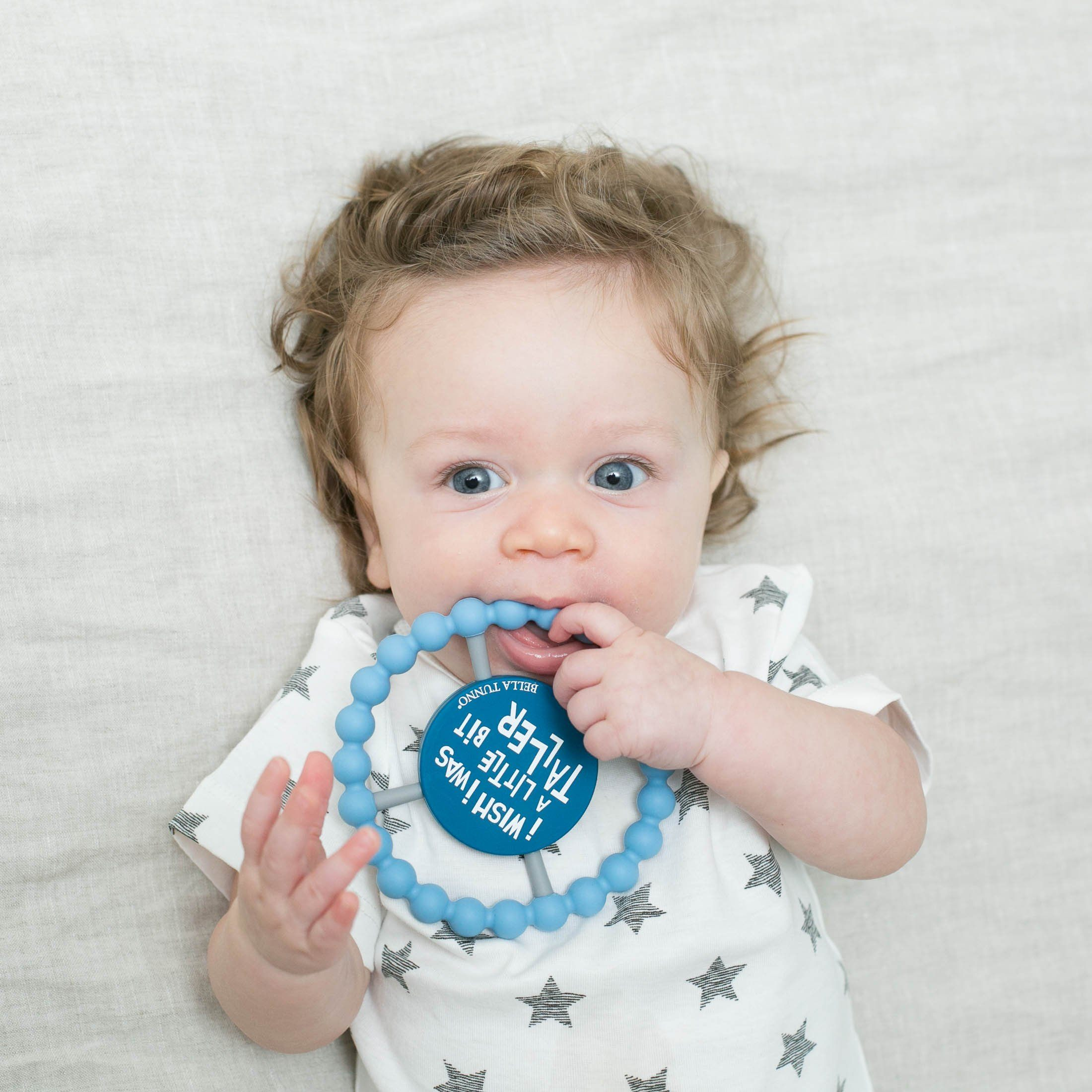 Happy Teether - I Wish I Was A Little Bit Taller - Project Nursery
