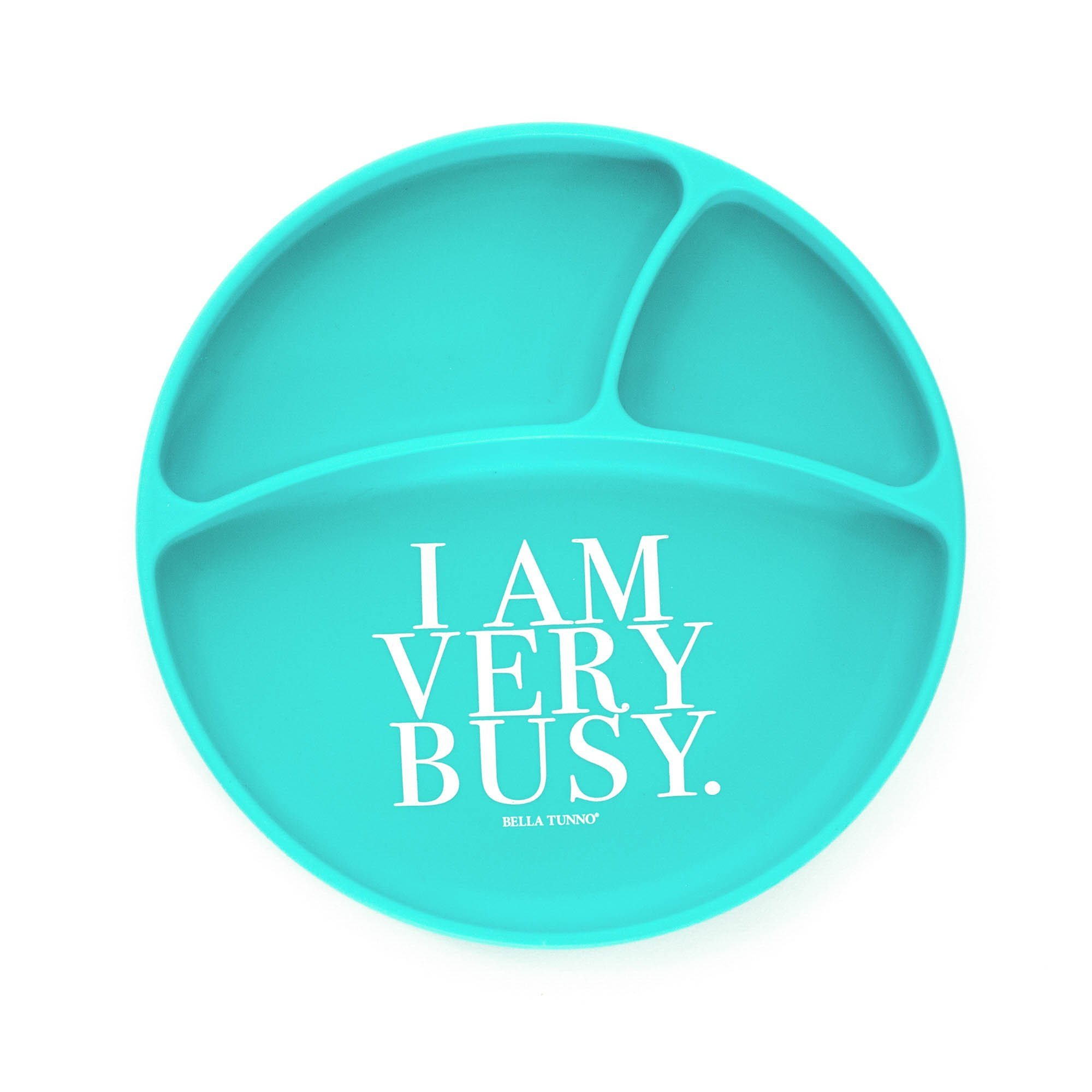 Wonder Plate - I Am Very Busy - Project Nursery