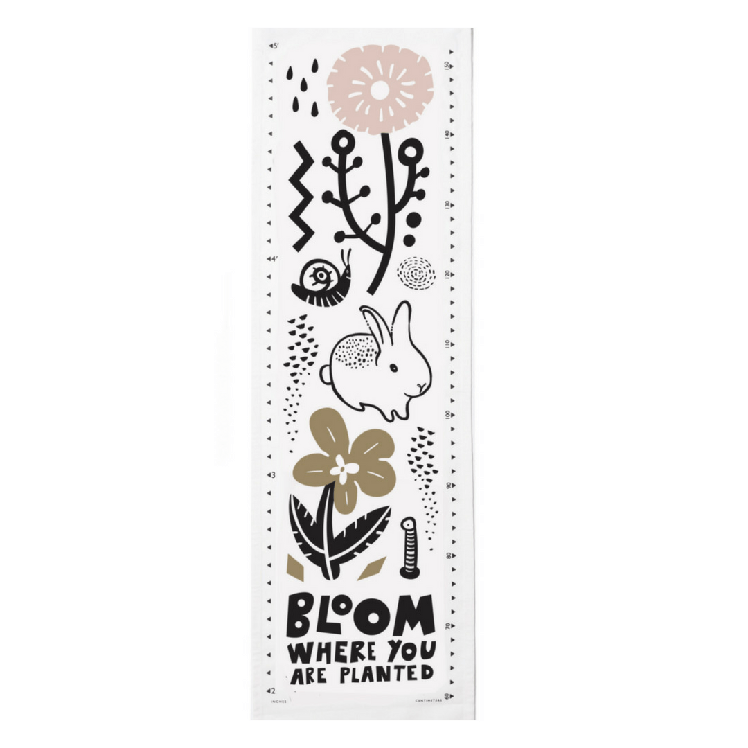 Bloom Canvas Growth Chart - Project Nursery