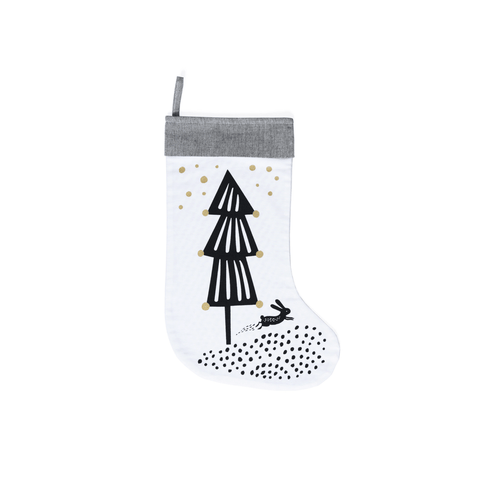 Christmas Tree Stocking - Project Nursery
