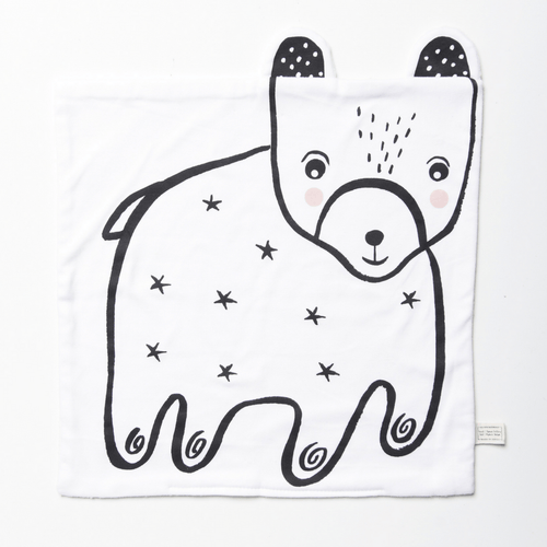 Organic Bear Snuggle Blanket - Project Nursery