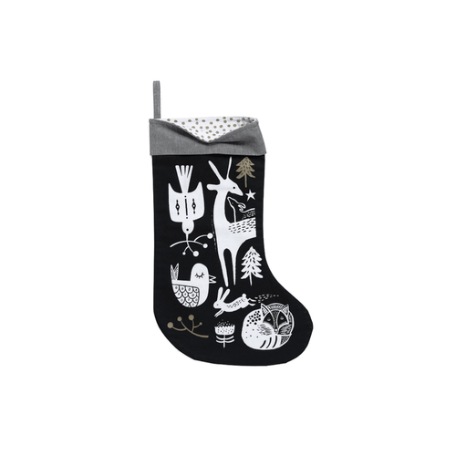 Winter Animals Stocking - Project Nursery