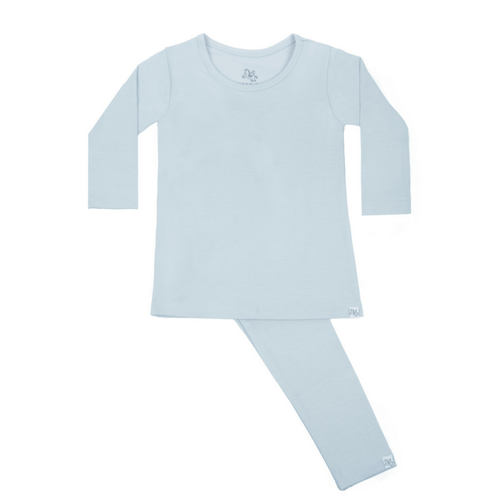 Long Sleeve Pajama Set - Love You, Bay - Project Nursery