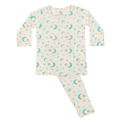 Long Sleeve Pajama Set - Shore to Shimmer - Project Nursery