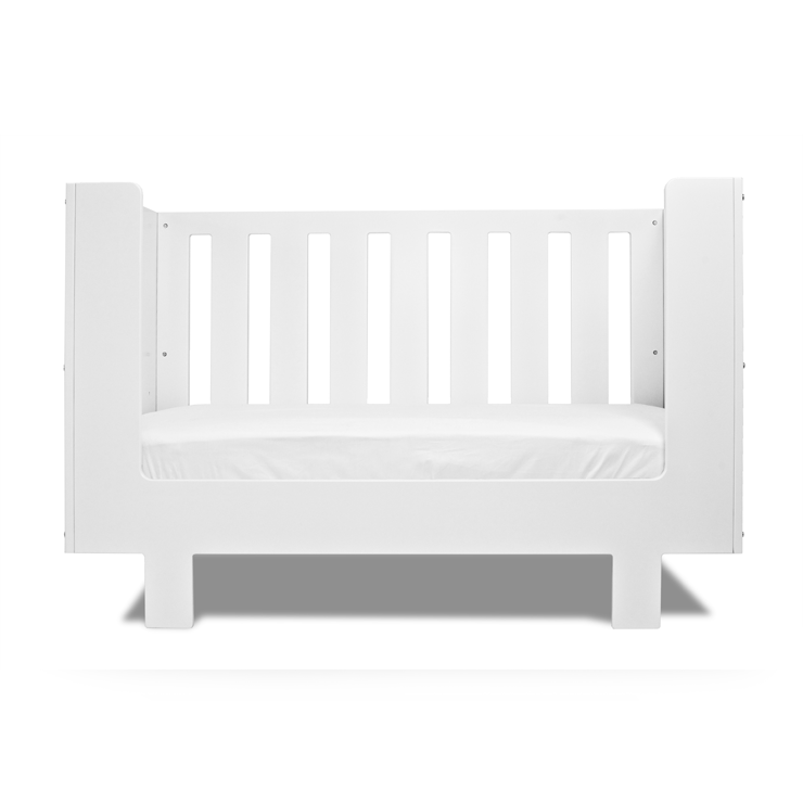 Eicho Crib Conversion White - The Project Nursery Shop - 2