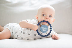 Whoa Bro Happy Teether - Project Nursery