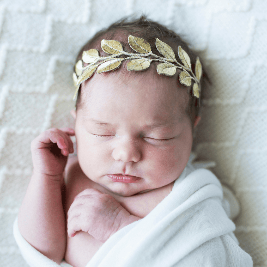 Laurel Lace Headband - Project Nursery