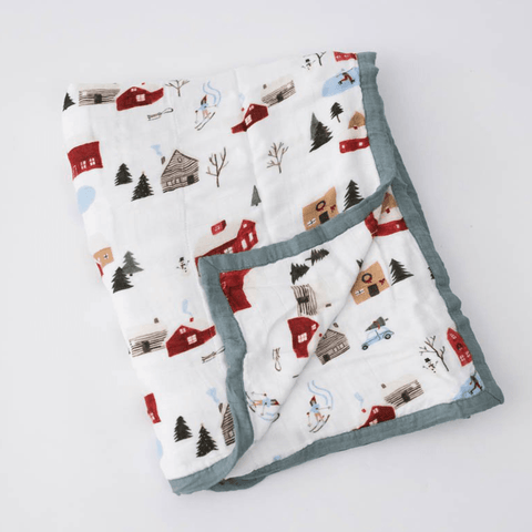 Holiday Haul Swaddle
