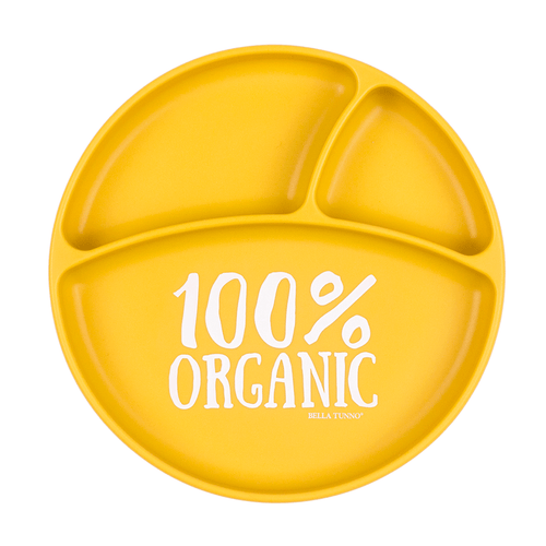 100-Percent Organic Wonder Plate - Project Nursery