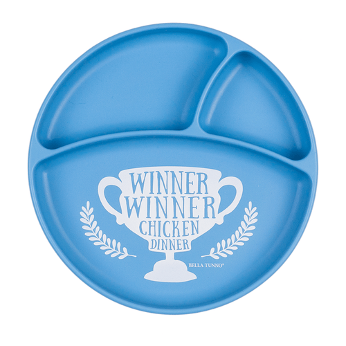 Winner Winner Chicken Dinner Wonder Plate - Project Nursery
