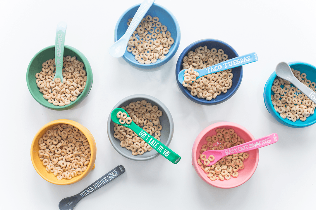Organic + Foodie Spoon Set - Project Nursery