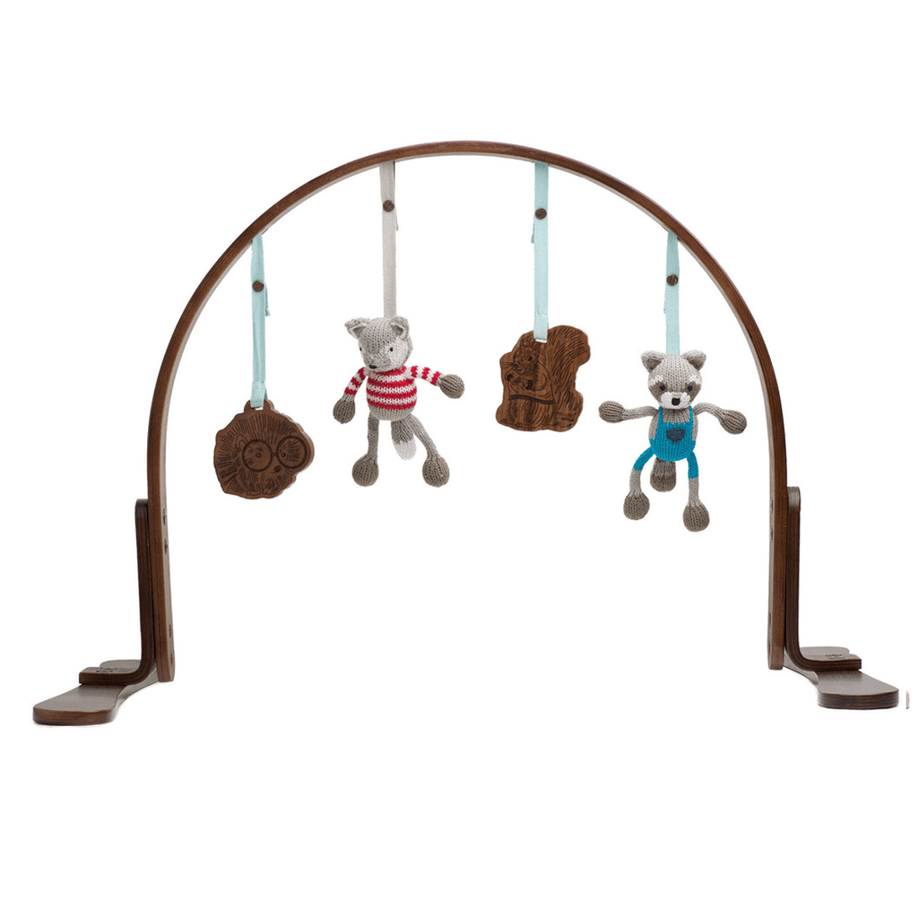 Woodland Play Gym Dark - The Project Nursery Shop - 1