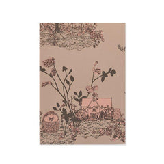 Classic Woodlands Wallpaper - Project Nursery