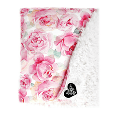 Organic Rose Blanket - Project Nursery