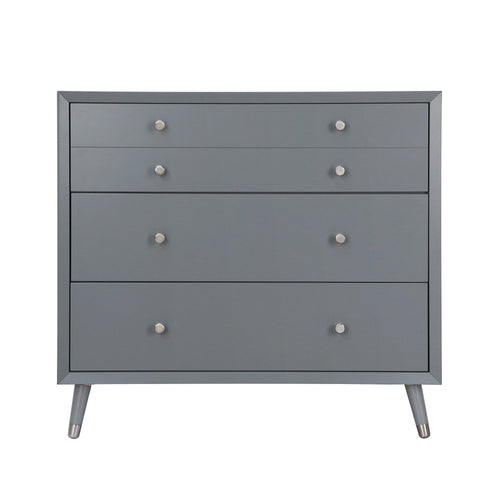 Project Nursery Wooster Dresser in Moon Gray - Project Nursery