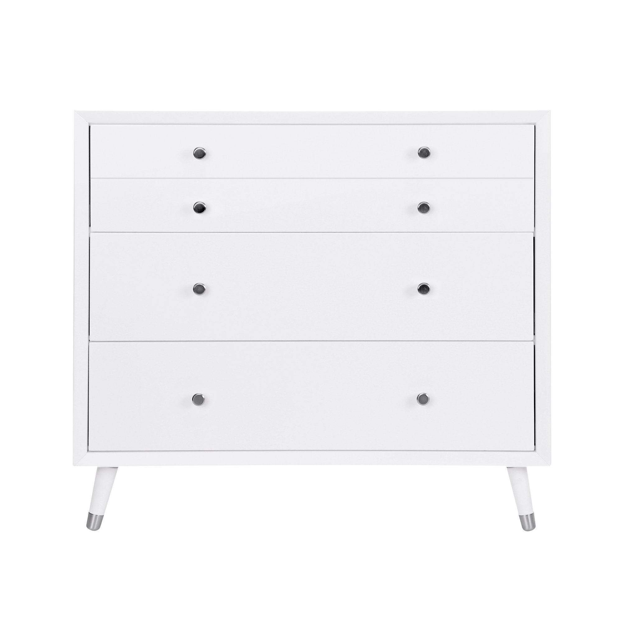Project Nursery Wooster Dresser in Pure White - Project Nursery