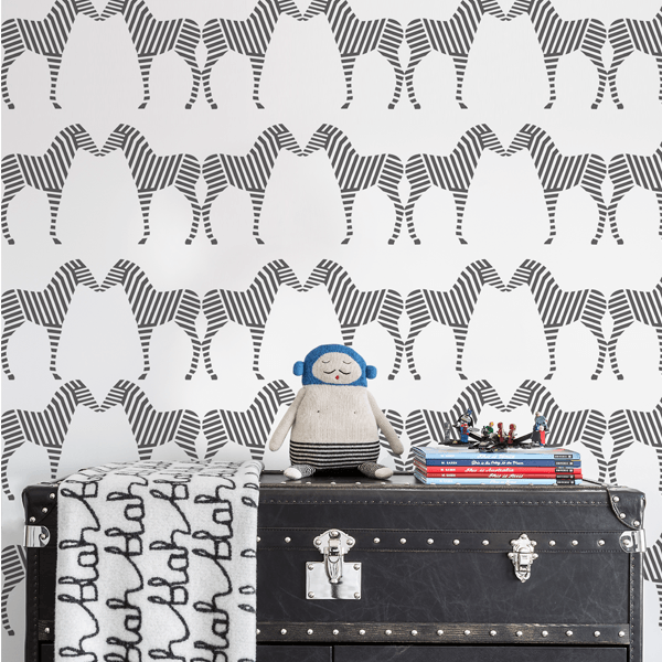 Zee Wallpaper - Project Nursery
