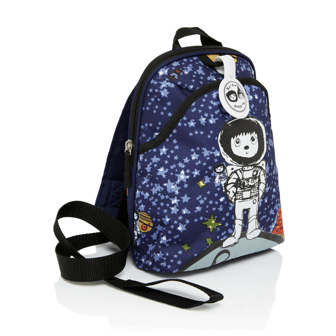 Spaceman Mini Backpack - Project Nursery