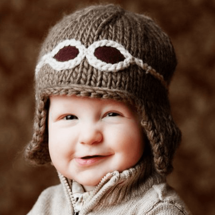 Wilbur Aviator Hat  - The Project Nursery Shop
